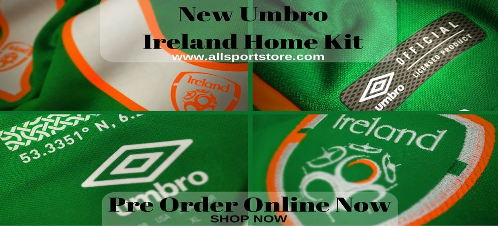 Gareth Britton All Sports Ireland Euro 2016