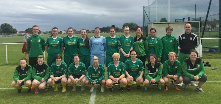 Bonagee ladies sign off League season with a win that points to the future