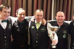Shaun Sharkey Ireland team