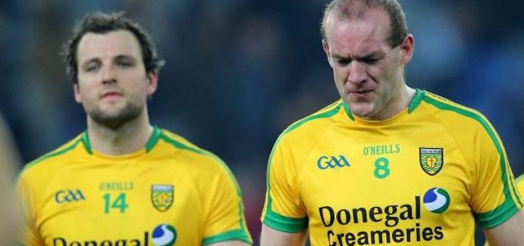 Donegal captain Michael Murphy pays tribute to 'best friend' Neil Gallagher after retirement