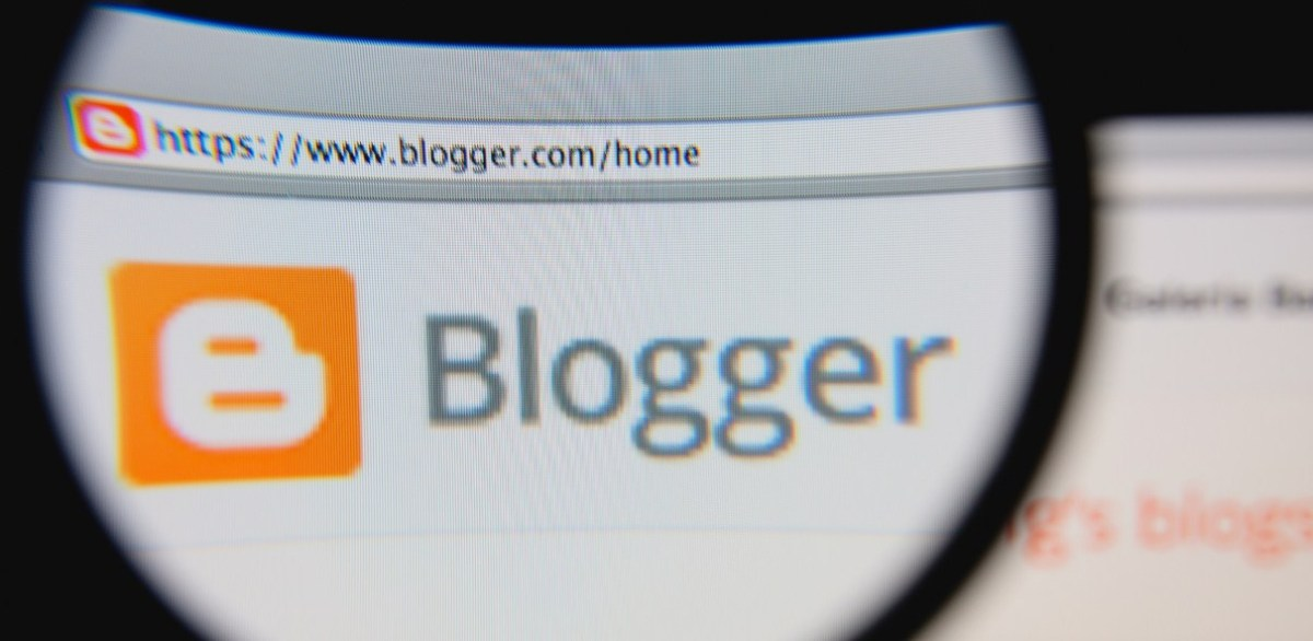 How to create a blog in blogger