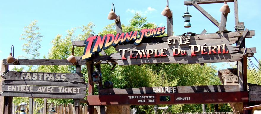 Indiana Jones Disney