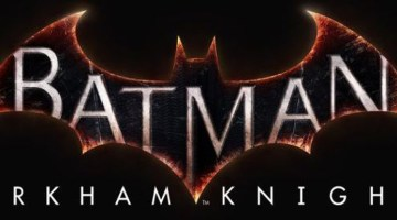 Batman Arkham Knight slider