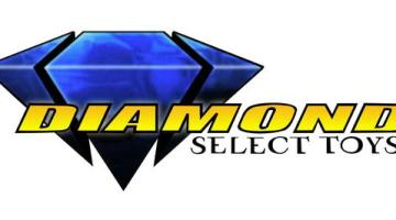 Diamond Select Toys White Slider