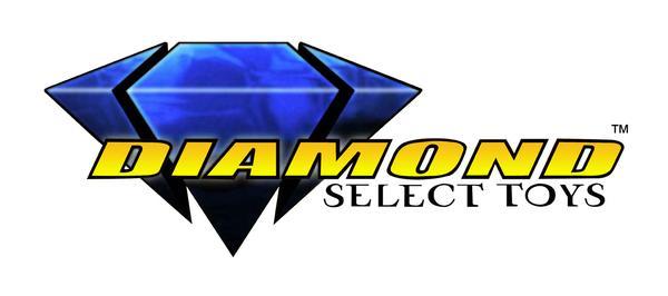 Diamond Select Toys White Slider