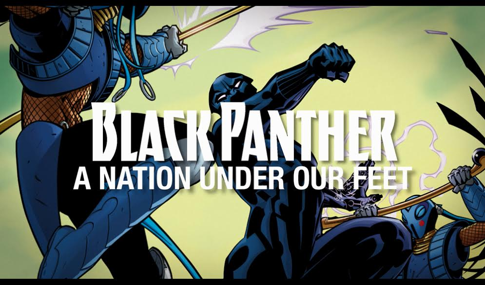Black Panther Nation under our feet 01