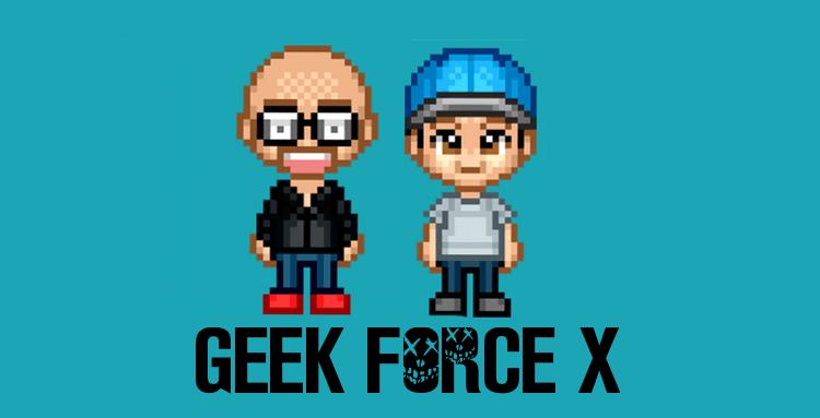 GEEK FORCE X