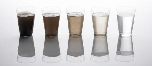 water-glasses