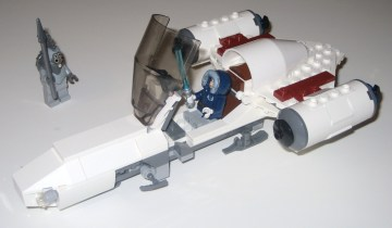 Star Wars Lego Freeco Speeder
