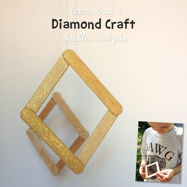 Diamond Craft for Kids