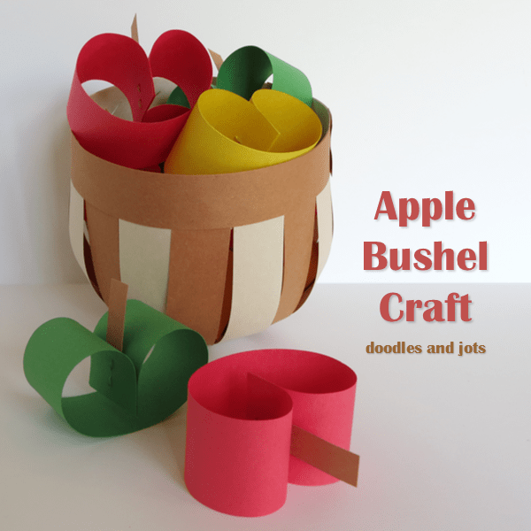 Apple Bushel Craft