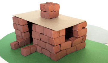 DIY Play Bricks