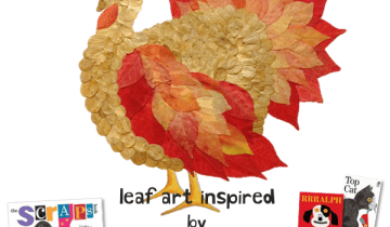 Lois Ehlert Inspired Craft
