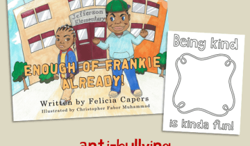 Antibullying Book and Printable