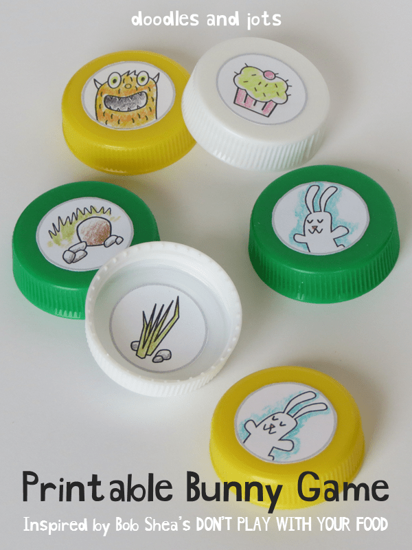 Printable Bunny Game