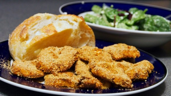Paprika Chicken Nuggets |  doomthings