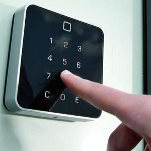 Outdoor access control