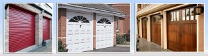 Richmond Hill Garage Door Track