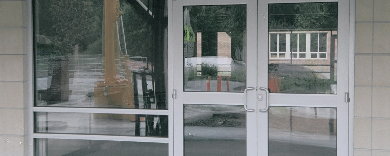 Storefront Door Repair