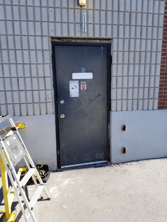 Business Entry Door Repair Mississauga