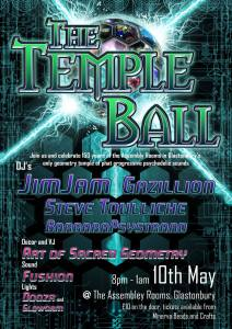 The Temple Ball