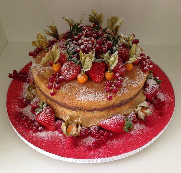 Naked Cake - 1 andar daniella andrade