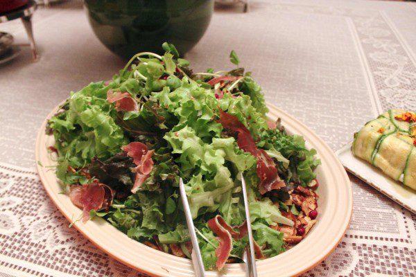 salada we cook buffet