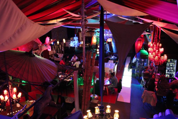 KY - Restaurante Tailandês em Santiago