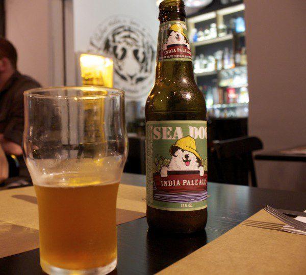 tigre cego cerveja