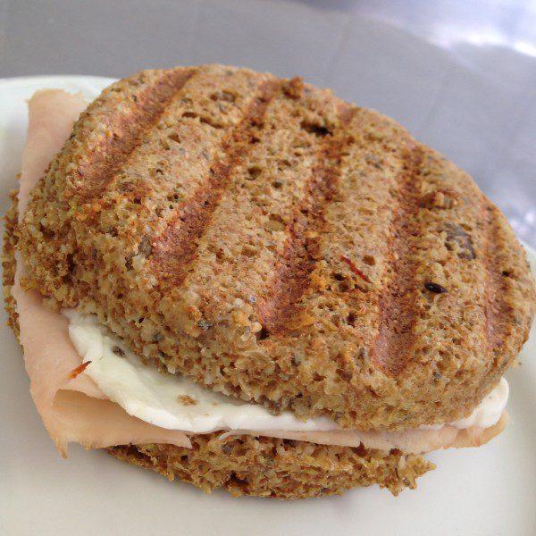 Como fazer pão de microondas integral