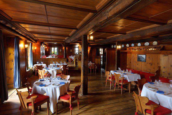 Restaurant_Chesa-Veglia Badrutt's Palace