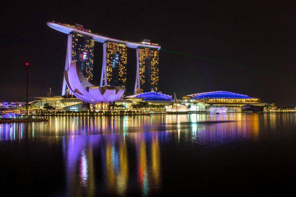 Singapura Era Uma Das Cidades Que Eu Menos Tinha Vontade De Conhecer, Mas  Como Minha Prima Tinha Um Congresso Lá, Nós Decidimos Ficar Na Cidade E  Acabamos ...