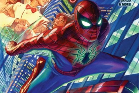Comics Watch: The Amazing Spider-Man Vol. 4 (All-New, All-Different Marvel)