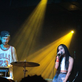 LOLAWOLF Performs at SXSW Music Festival 2015