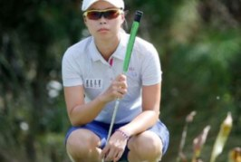 LPGA Tour: la coreana Sun Young Yoo leader in Cina
