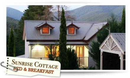 Sunrise Cottage – B & B – Healesville Accommodation