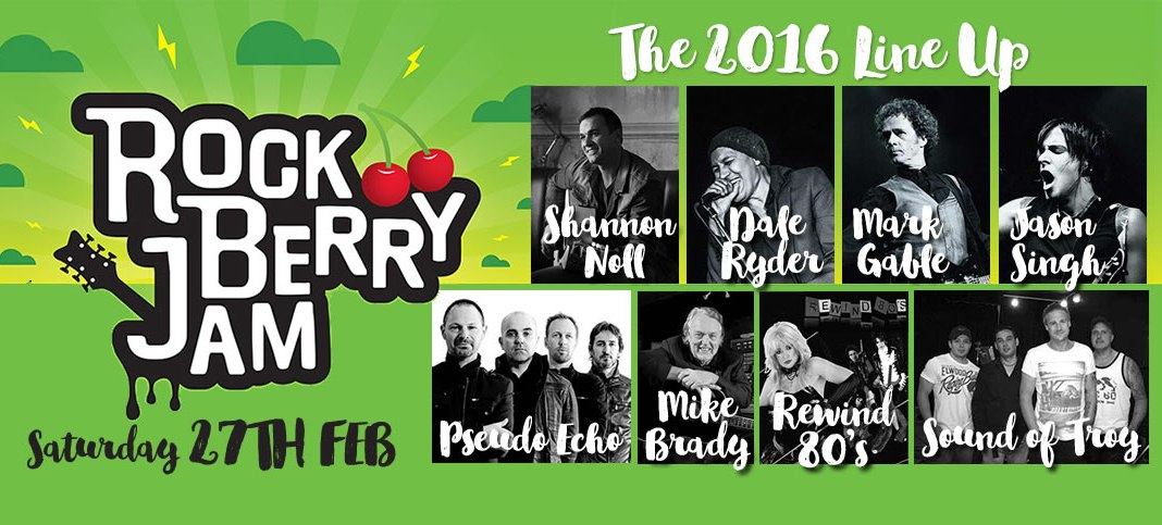 Rock Berry Jam 2016