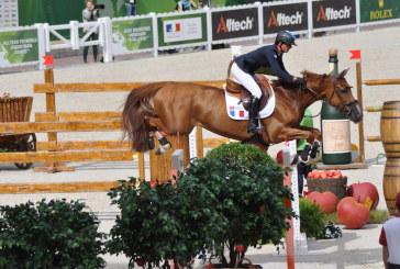 I francesi danno a Flora de Mariposa lo scettro di Horse Of The Year 2015