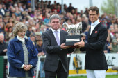 William Fox-Pitt riconquista il suo regno al CCI di Badminton