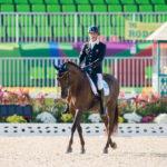 Luigi Ferdinando Acerbi (ITA) & Quasimodo Disanpatrignano - Team Test Grade Ia ñ Rio 2016 Paralympic Games ñ Rio de Janeiro, Brazil ñ 12 September 2016