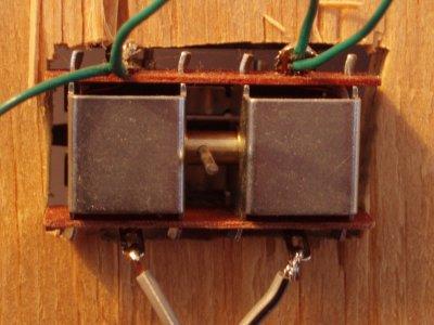 Wiring Diagram Seep Point Motors : How to wire peco point motors kakamozza