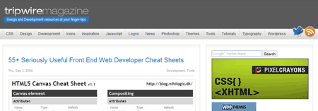 55-web-developer-cheat-sheets