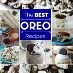 Oreo Recipes Round up