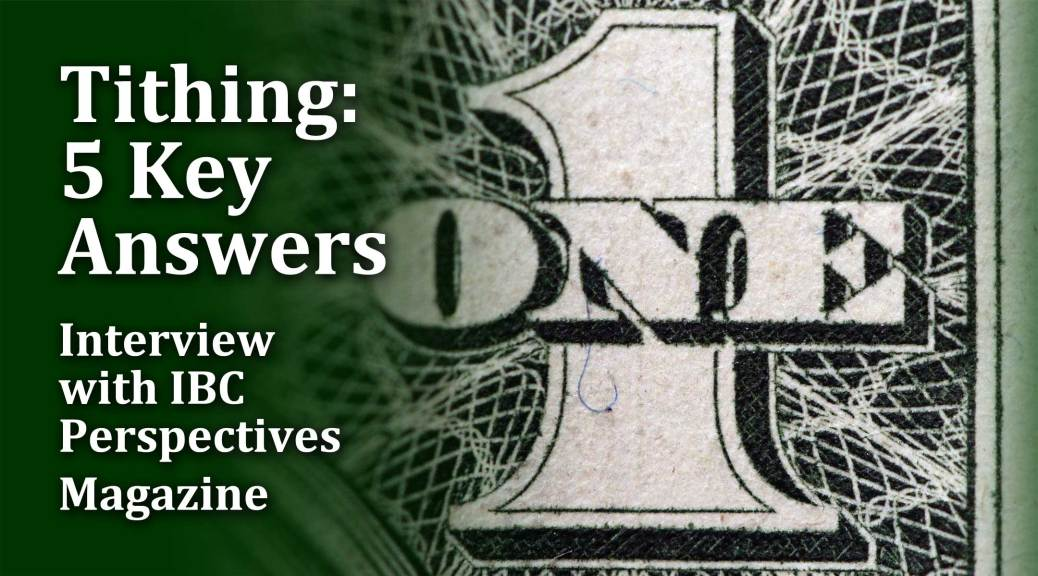 Tithing-5-Key-Answers