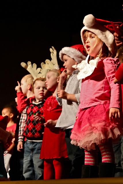 children_singing