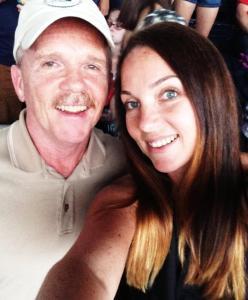 Dad & Jen