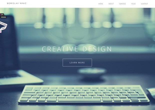 15 fresh examples of minimalist web design supreme factory