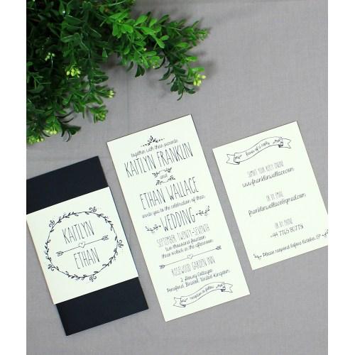 Medium Crop Of Wedding Rsvp Cards