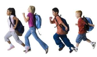Stop right there…Don't just throw your knapsack into your closet! End of School Organizing