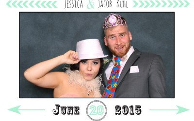 Photo Booth for Jessie & Jake